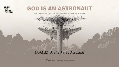 Plakát God Is An Astronaut /IE/ + support - Prague