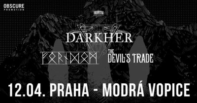 Plakát Darkher, Forndom, The Devils´S Trade