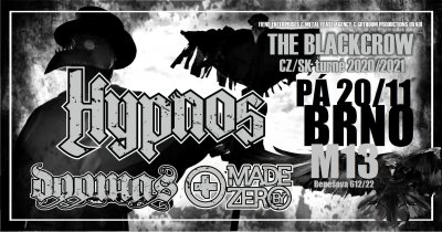 Plakát Hypnos / The Blackcrow Tour